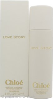 Chloe Love Story Deodorant Spray 100ml