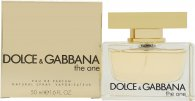Dolce & Gabbana The One Eau de Parfum 50ml Vaporiseren