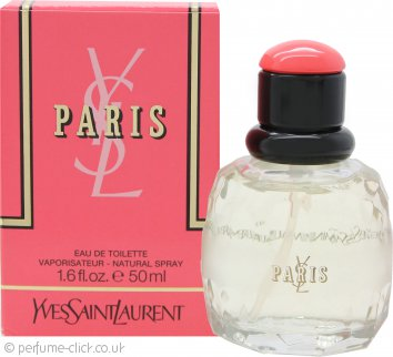 Yves Saint Laurent Paris Eau de Toilette 50ml Spray