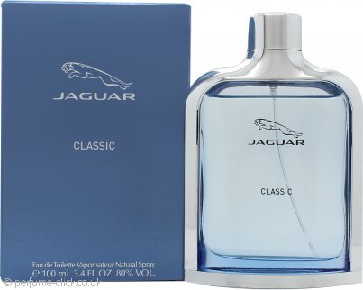 Jaguar Classic Eau de Toilette 100ml Spray