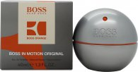 Hugo Boss In Motion Eau de Toilette 40ml Spray