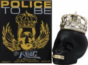 Police To Be The King Eau de Toilette 125ml Spray