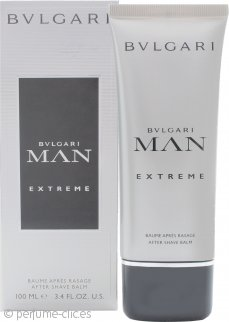 Bvlgari Man Extreme Bálsamo Aftershave 100ml