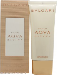 Bvlgari Aqva Divina Bath and Shower Gel 100ml