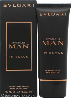 Bvlgari Man In Black Aftershave Balm 100ml