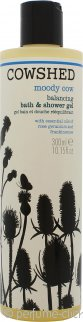 Cowshed Moody Cow Balancing Bath & Shower Gel 300ml