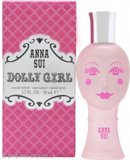 Anna Sui Dolly Girl Eau de Toilette 50ml Spray