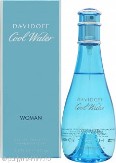 Davidoff Cool Water Woman Eau de Toilette 100ml Spray