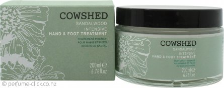 Cowshed Sandalwood Intensive Hand & Foot Treatment 200ml