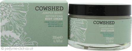Cowshed Juniper Berry Detoxifying Body Cream 200ml