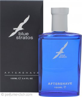 Parfums Bleu Limited Blue Stratos Aftershave 3.4oz (100ml) Splash