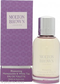 Molton Brown Blossoming Honeysuckle & White Tea Eau de Toilette 50ml Vaporizador