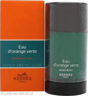 Hermes Eau D'Orange Verte Deodorant Stick 75ml