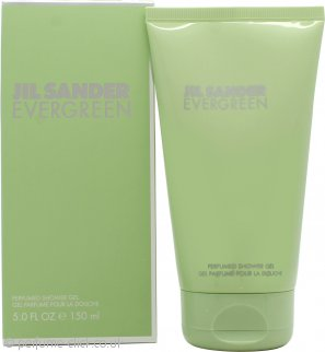 Jil Sander Evergreen Shower Gel 150ml