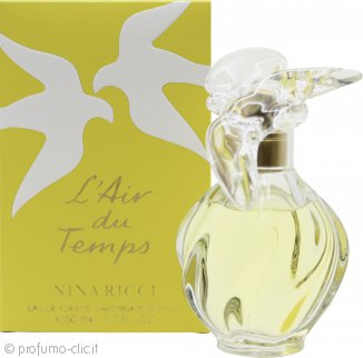 Nina Ricci L'air Du Temps Eau de Toilette 50ml Spray