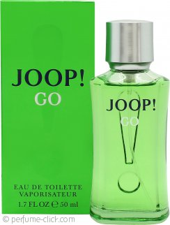 Joop! Go Eau de Toilette 1.7oz (50ml) Spray