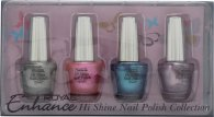 Royal Cosmetics Enhance Gift Set 4 x 12ml Nail Polish