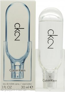 Calvin Klein CK2 Eau de Toilette 30ml Spray