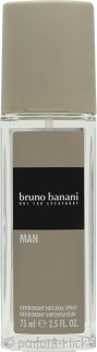 Bruno Banani Not for Everybody Deodorant Spray 75ml
