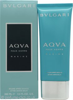 Bvlgari Aqua Marine Aftershave Balm 100ml