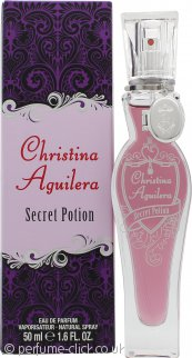Christina Aguilera Secret Potion Eau de Parfum 50ml Spray