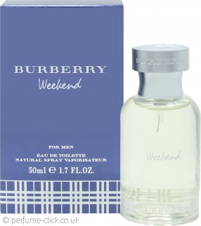 Burberry Weekend Eau de Toilette 50ml Spray