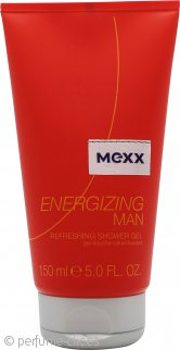 Mexx Energizing Man Gel de Ducha 150ml