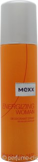 Mexx Energizing Woman Deodorant Spray 150ml