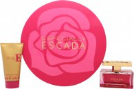Escada Especially Elixir Geschenkset 75ml EDP Spray + 50ml Body Lotion