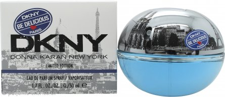 DKNY Be Delicious Paris Eau de Parfum 50ml Spray