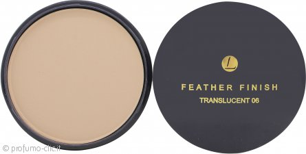 Lentheric Feather Finish Polvere Compatta 20g - Translucent 06