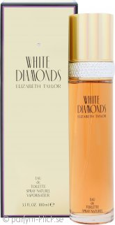 Elizabeth Taylor White Diamonds Eau de Toilette 100ml Sprej