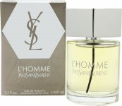Yves Saint Laurent L'Homme Eau de Toilette 100ml Suihke