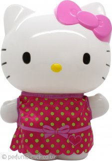 Hello Kitty Pink Love Bubble Bath Figurine 300ml