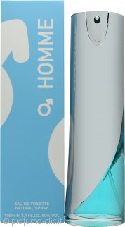 Laurelle Homme Eau de Toilette 100ml Spray