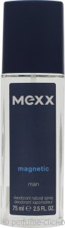 Mexx Magnetic Man Deodorant Spray 75ml
