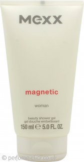 Mexx Magnetic Woman Shower Gel 150ml
