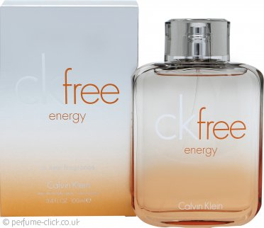 Calvin Klein Free Energy Eau de Toilette 100ml Spray