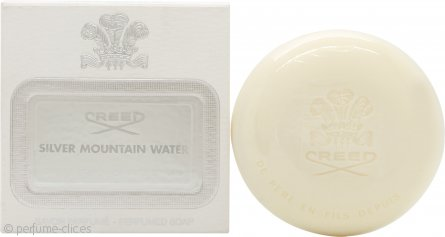 Creed Silver Mountain Water Jabón 150g