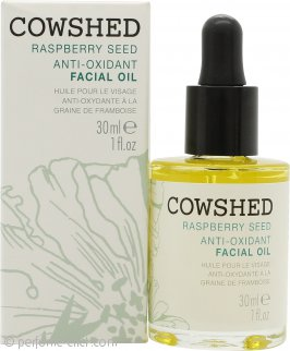 Cowshed Raspberry Seed Anti-Oxidant Facial Oil 1.0oz (30ml)