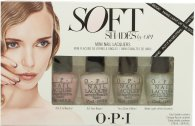 OPI Soft Shades Gift Set 4 x 3.75ml Nail Lacquer