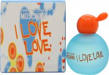 Moschino Cheap & Chic I Love Love Eau de Toilette 4.9ml Mini