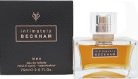 David & Victoria Beckham Intimately Men Eau de Toilette 2.5oz (75ml) Spray