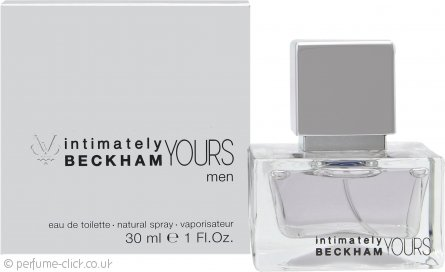 David & Victoria Beckham Intimately Yours Men Eau de Toilette 30ml Spray
