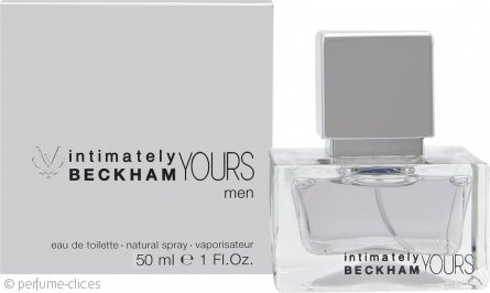 David & Victoria Beckham Intimately Yours Men Eau de Toilette 50ml Vaporizador