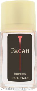 Mayfair Pagan Eau de Cologne 100ml Spray