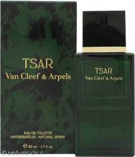 Van Cleef & Arpels Tsar Eau de Toilette 50ml Spray