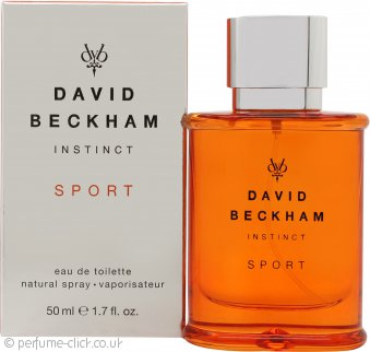 David Beckham Instinct Sport Eau de Toilette 50ml Spray