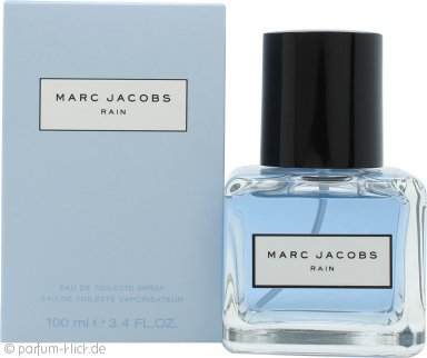 Marc Jacobs Rain Splash 2016 Eau de Toilette 100ml Spray