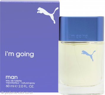 Puma I'm going Eau De Toilette 60ml Spray